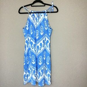 J. McLaughlin Maria Halter dress